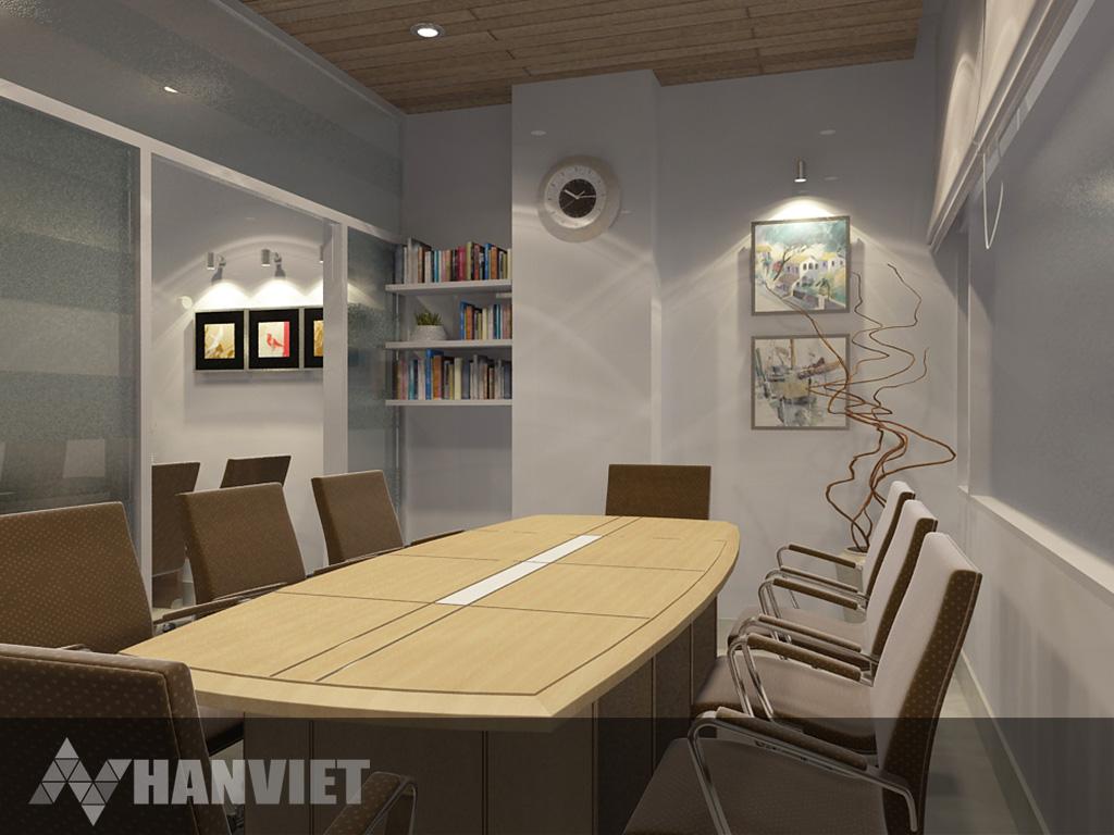 Biệt Thự Kiều Đàm Tân Hưng Quận 7 Phòng Họp