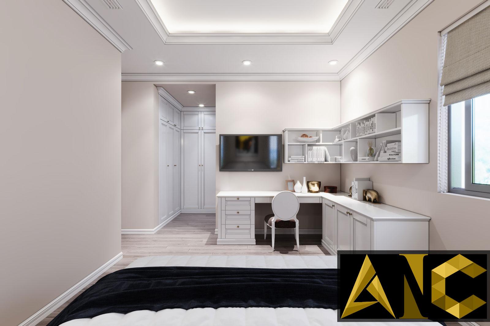 Thiết kế nội thất Nine South: Nhà Con Trai View 3 - Nhà Anh Mạnh