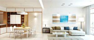 phong cách thiết kế nội thất hiện đại, Đặc trưng của phong cách thiết kế nội thất hiện đại