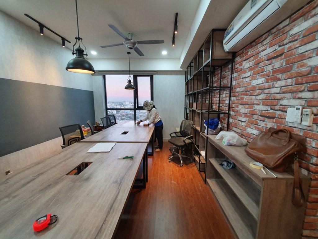 Thiết Kế & Thi Công Nội Thất Officetel Centana – Quận 2