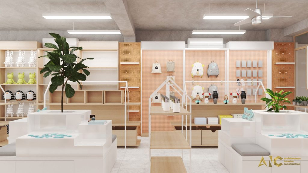 thiết kế thi công nội thất VPP Sao Mai Đông Hồ- view 6