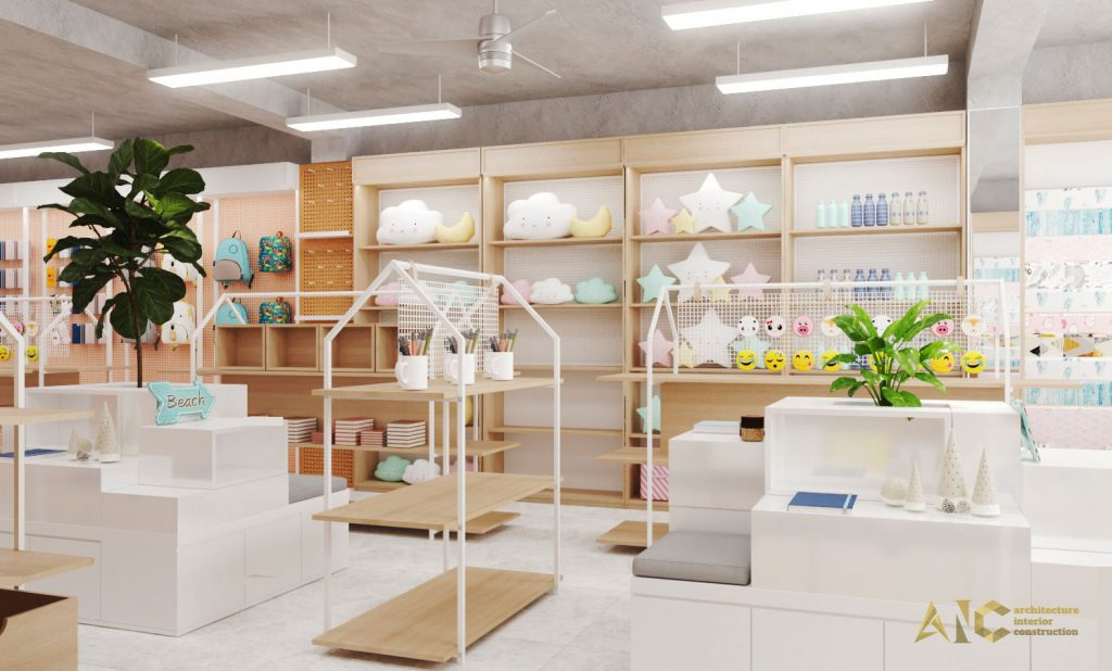 thiết kế thi công nội thất VPP Sao Mai Đông Hồ- view 8