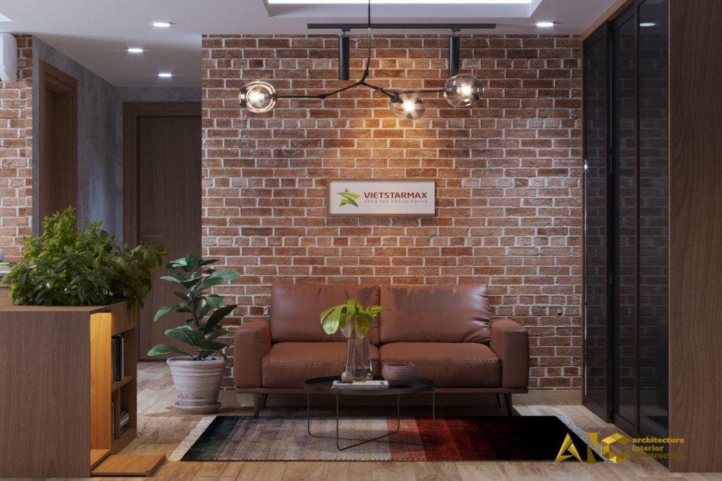thiết kế và thi công nội thất officetel Centana- View-1
