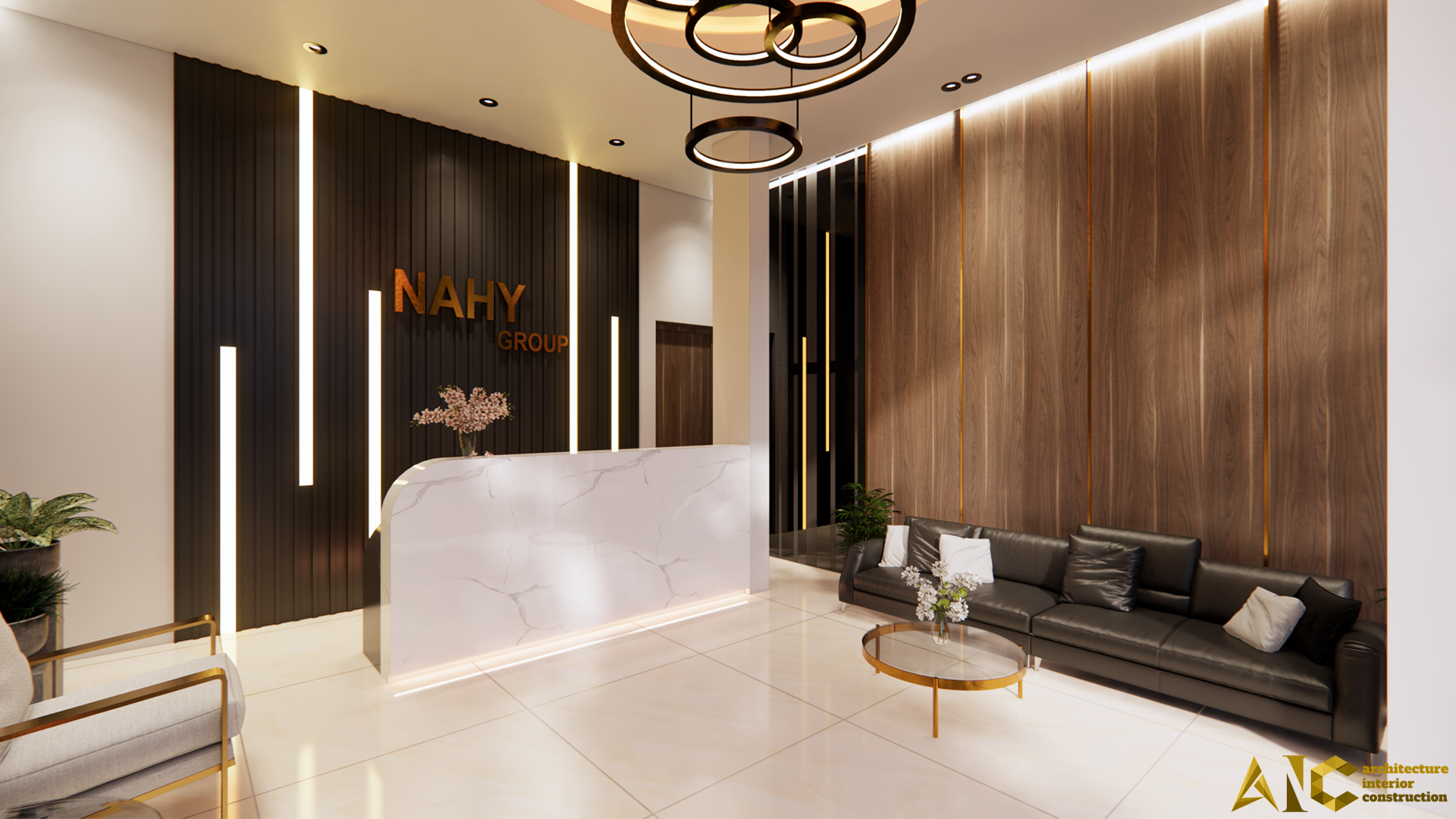 Reception Area - NAHY - AIC JSC - 03