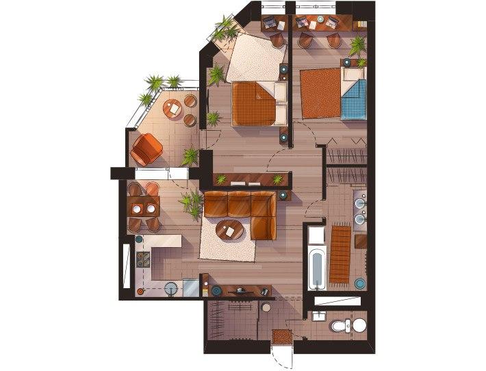 mặt-bằng-thiết-kế-căn-hộ-Velona-quận 2-AIC JSC-2