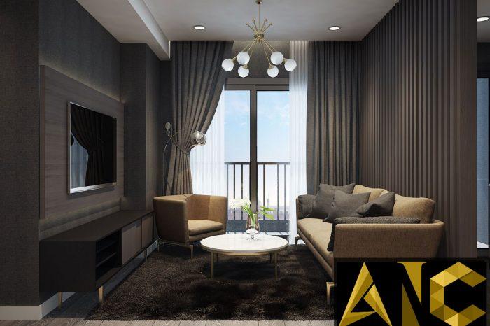 nội thất căn hộ Masteri Thảo Điền