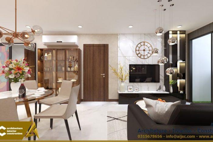 Thiết kế nội thất căn hộ, Thiết kế nội thất căn hộ