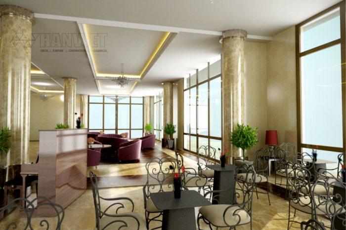 Thiết Kế Nội Thất Khách Sạn Gallerie